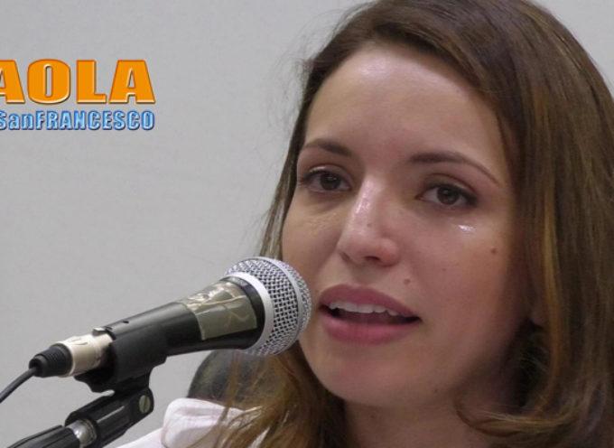 Paola – VIDEO: «Avevamo diritto di crescere con i nostri Papà» VITTIME INNOCENTI