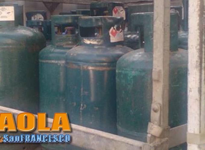 """Paola – Finanzieri della locale Compagnia sequestrano 650 bombole di gas """"tarocche"""""""