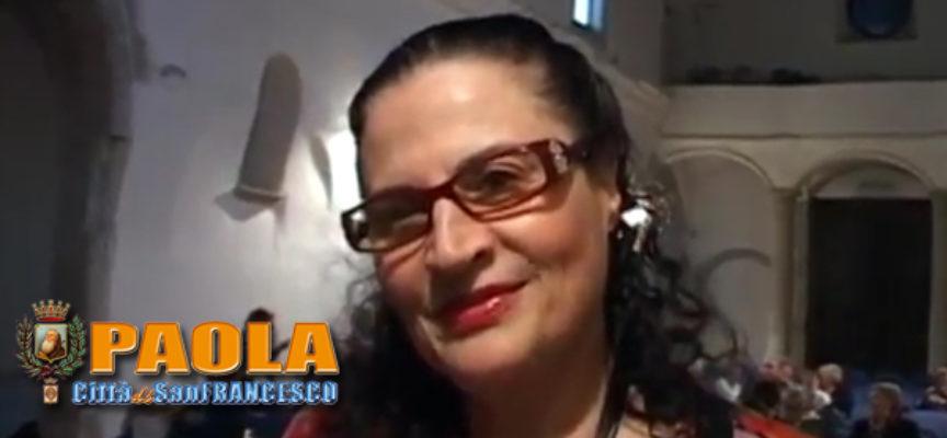 """Paola – La guida del Rotary Club """"Medio Tirreno"""" passa a Lucia Baroni Marino"""