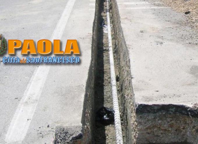"""Paola – La parte settentrionale dell'area urbana cittadina finalmente si """"metanizza"""""""