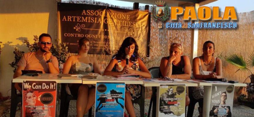"""Paola – Un'associazione attiva e premurosa: Artemisia Gentileschi c'è e """"si sente"""""""