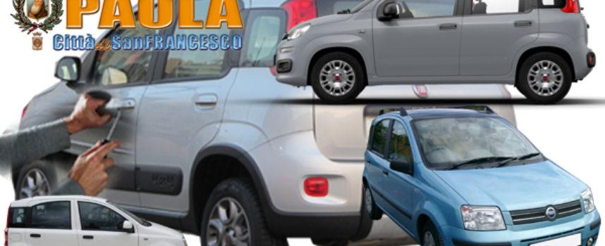 """Paola – 4 Auto rubate in 20 giorni: """"Pandemonio"""" seriale in zona """"Cavalli di Razza"""""""