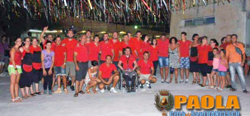 Paola: Stasera (e domani) si festeggia con la 30° edizione della Sagra da' Grispedda