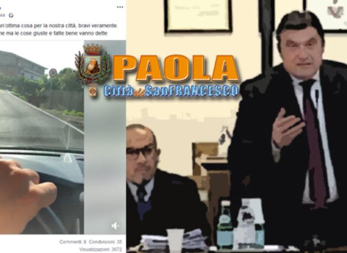 Paola |Video| Il pomeriggio porta Consiglio e rebus (Sbano elogia Perrotta)