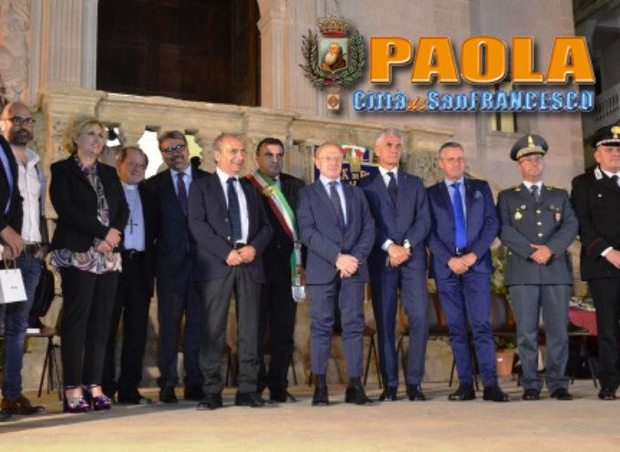 """Paola: Giovedì in Piazza del Popolo si darà """"un pacchero alla 'ndrangheta"""""""