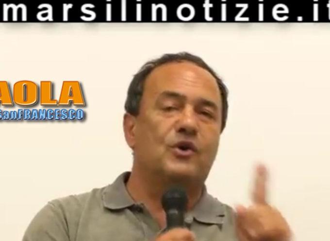 Paola – Arresto del sindaco suscita solidarietà di movimenti e sigle cittadine