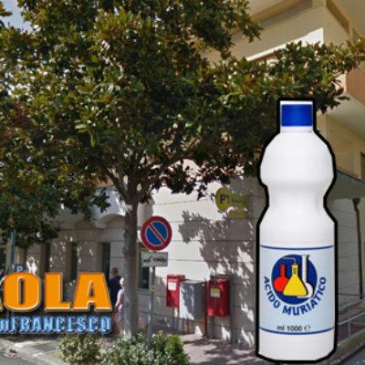 Paola – Irruzione con acido all'ufficio postale: assolto 54enne paolano