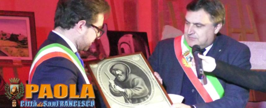 """Paola – Video – San Vincenzo la Costa sarà prossima """"gemella"""" (nel 2019)"""