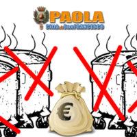 """Paola – La Città si conferma """"Comune Riciclone"""" (banditi gli sporcaccioni)"""