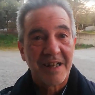 VideoIntervista: Francesco Pappaterra cantautore arbëreshë (di G. Cilento)
