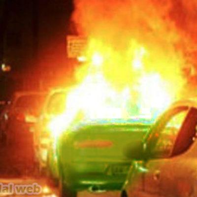 Paola: Incendiata la macchina di Guido Scarpino, giornalista professionista
