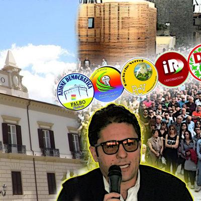 Paola – Eletto in Provincia, Pino Falbo è riuscito laddove Ferrari ha fallito