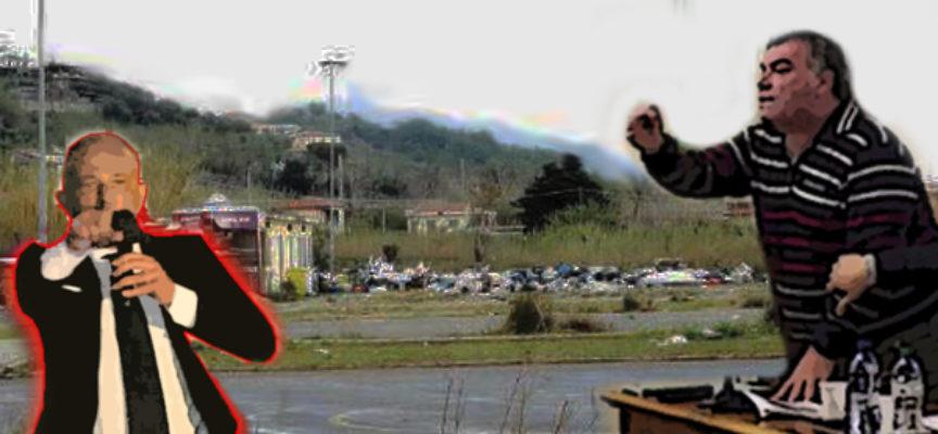 """Paola – Polemica rifiuti sull'ex area mercatale: D'Andrea replica ai """"falbiani"""""""