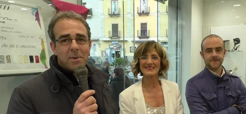 """Paola – VIDEO – Passi Calzature """"coglie l'attimo"""" nell'artigianato di Valitutti"""
