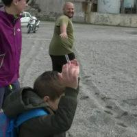 Paola -VIDEO- Giuseppe partecipa al Trash Challenge guardando al futuro