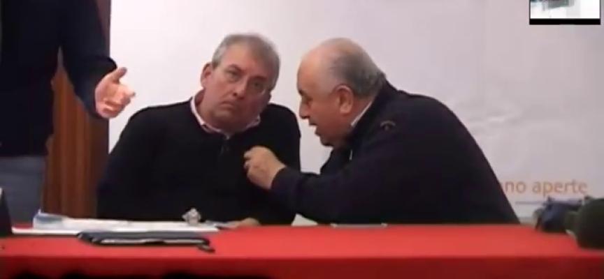 Per Pirillo «quelli dell'altra sponda» hanno governato male, per Magorno «in Calabria il PD (ancora) non c'è»