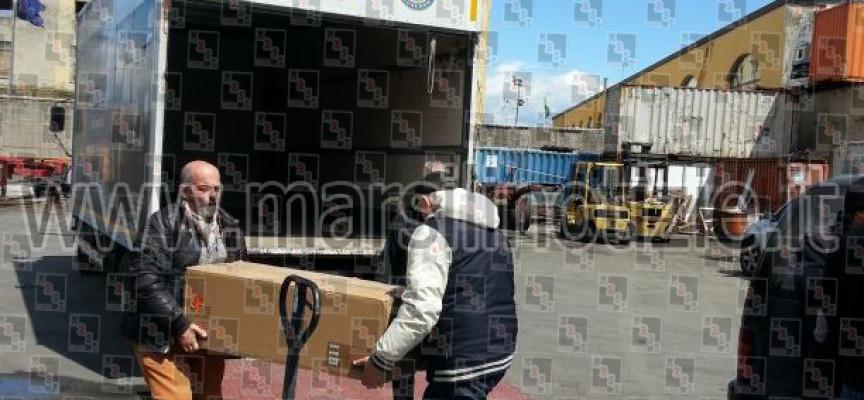 A(s)mara terra Calabra. Grazie all'ASMEV sono partiti gli aiuti per l'Eritrea