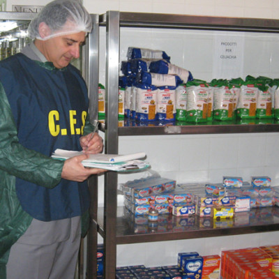 Operazione Bambino sicuro: sicurezza alimentare infantile