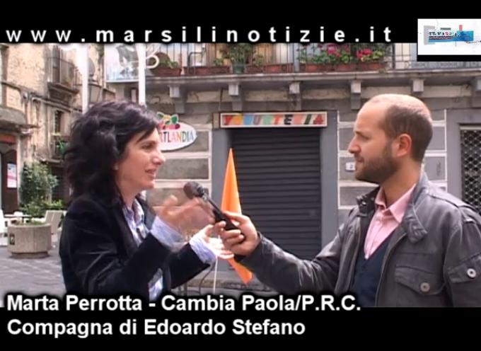 Violenza in Piazza a Paola, la parola a Marta Perrotta