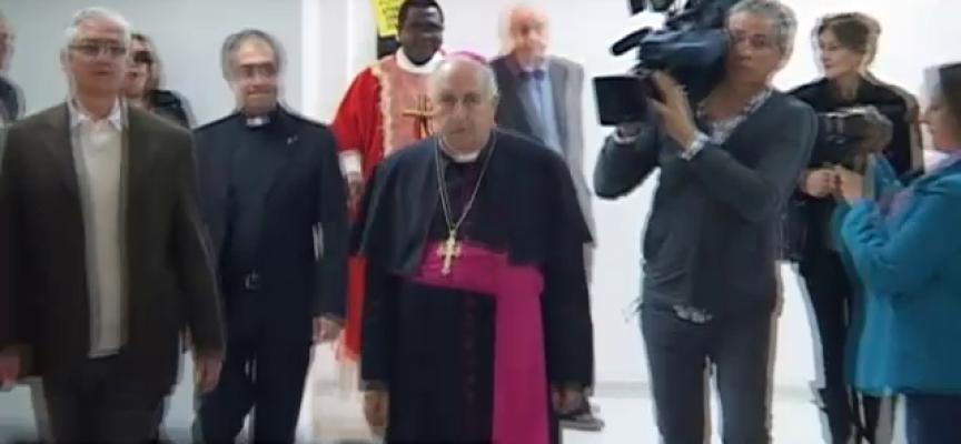 Mons. Nunnari in visita a Paola – Video Intervista