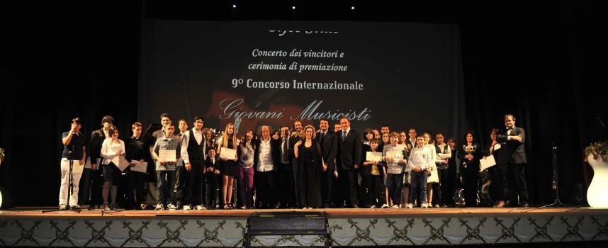 Concorso Internazionale Paola, da oggi la Città è della Musica