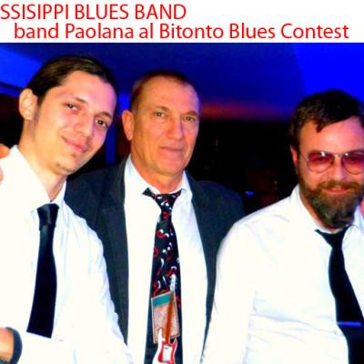 Band Paolana al Bitonto Blues Contest: New Mississippi Blues Band