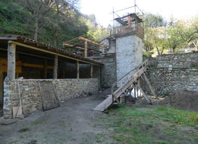 Opere edilizie abusive nel Parco Nazionale della Sila