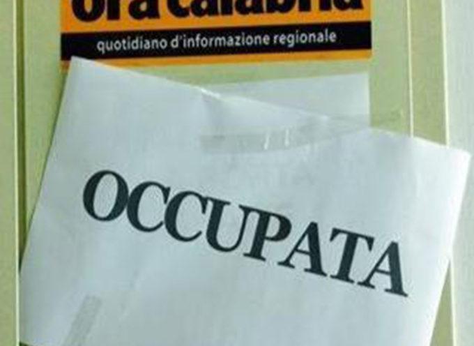 L' Ora della Calabria occupata: va avanti la resistenza da parte della redazione