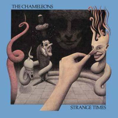 """1000 Dischi da avere: (-995) """" Strange Times """" – The Chameleons"""