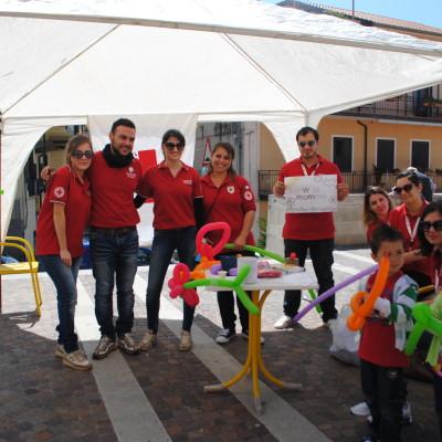 Il Gruppo Giovani San Lucido in piazza per il 150° anniversario della CRI