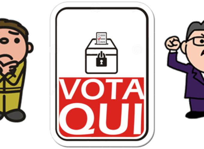 VOTA E FAI VOTARE