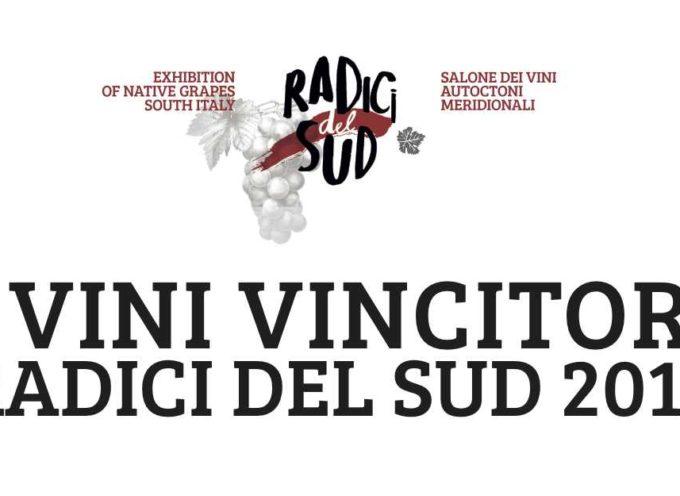 "I Vini vincitori ""Radici del Sud"" 2014"