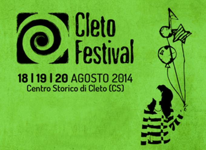 """Un """"Viaggio"""" per Cleto Festival 2014"""