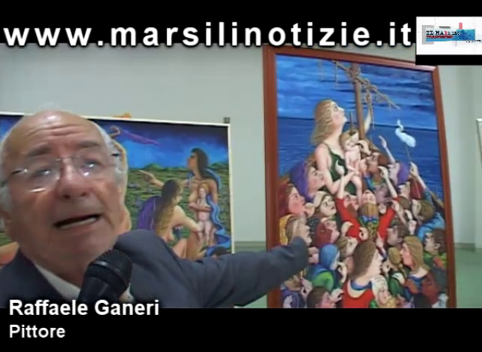 Sostiene Ganeri /2 – La Parola alla Pittura [VIDEO REPORT]
