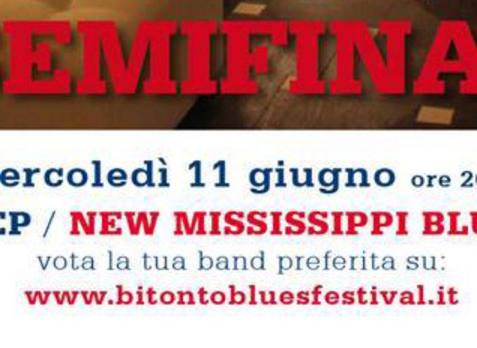 Stasera Semifinali per la New Mississippi Blues Band