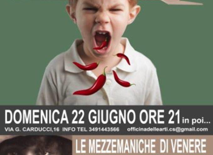 """Mezzemaniche di Venere: Officina delle arti """"rapisce"""" il pubblico"""