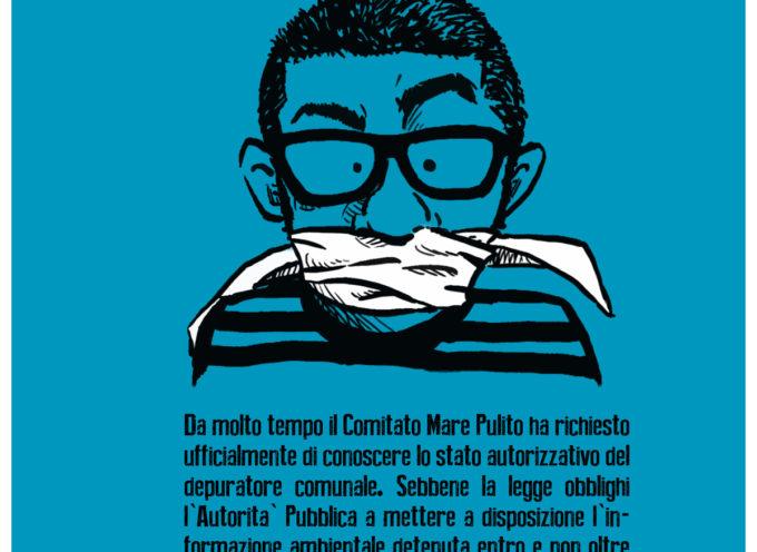 Comitato Mare Pulito di Paola: NOI STIAMO ANCORA ASPETTANDO!