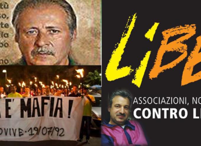 """Paola VS mafie. Memorial """"Borsellino"""" e settimana """"Libera"""""""