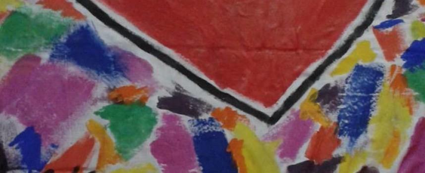 San Lucido – 100 m di pittura in Due Passi con L' Urlo del Sole