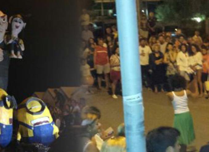 Carnevale Estivo Torremezzo 2014: un successo