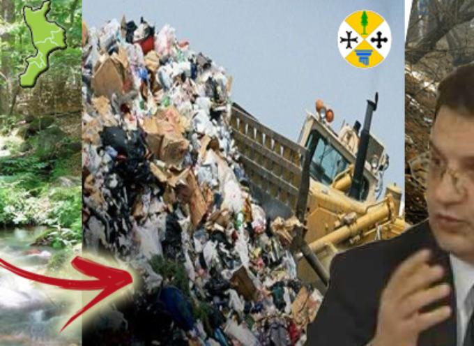 Discarica di Celico – Consiglieri Regionali Contro: 1) Mimmo Talarico