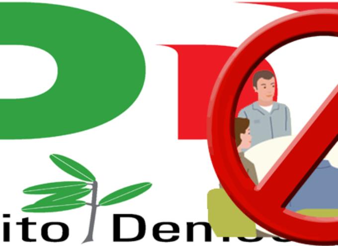 PD San Lucido, stop a Bruno, Nunziata e Staffa: «non ci rappresentano»