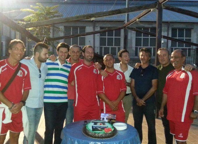 Presentata l'A.S.D Carioka Paola. Nuova linfa al calcio cittadino