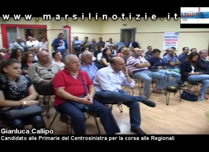 Gianluca Callipo a Paola chiede fiducia per il suo cambiamento [VIDEO]