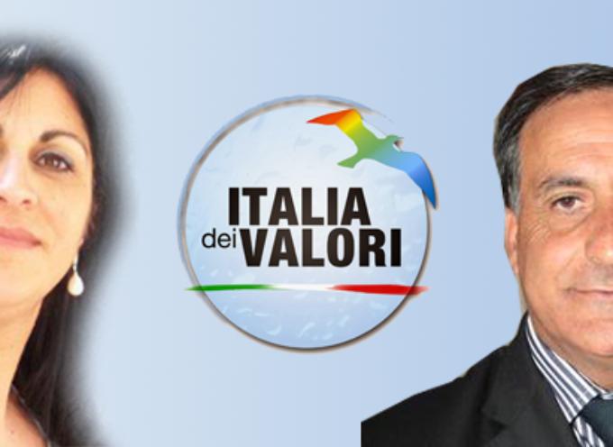 Mario Caligiuri a Melina Vommaro: «Entra nel direttivo IDV»