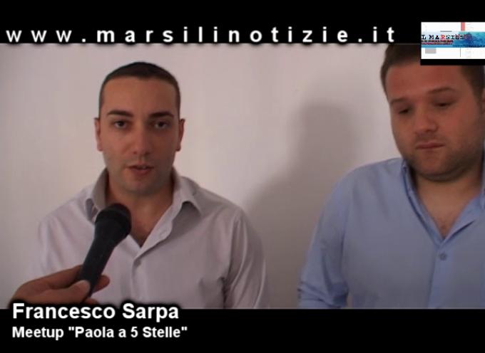 Operatori di seggio 2012, il Meetup Paola a 5 Stelle dice la sua [VIDEO]