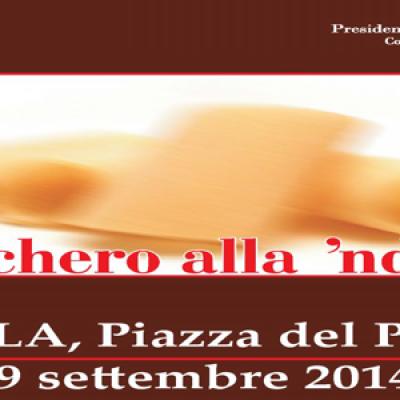 Paola, a Piazza del Popolo la 'ndrangheta prenderà un pacchero