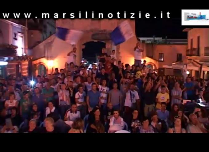 Triangolare di solidarietà al Tarsitano
