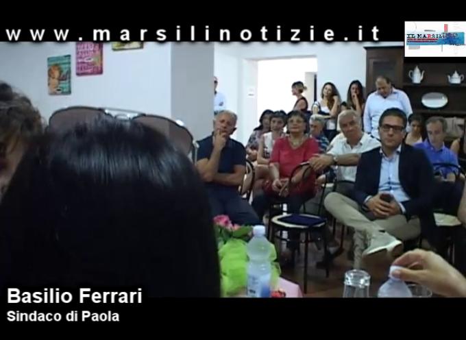 [Paola – Pagine a Settembre] Il Sindaco Ferrari: «Se Dio vuole (l'anno prossimo) io ci sarò» [VIDEO REPORT E INTERVISTE]