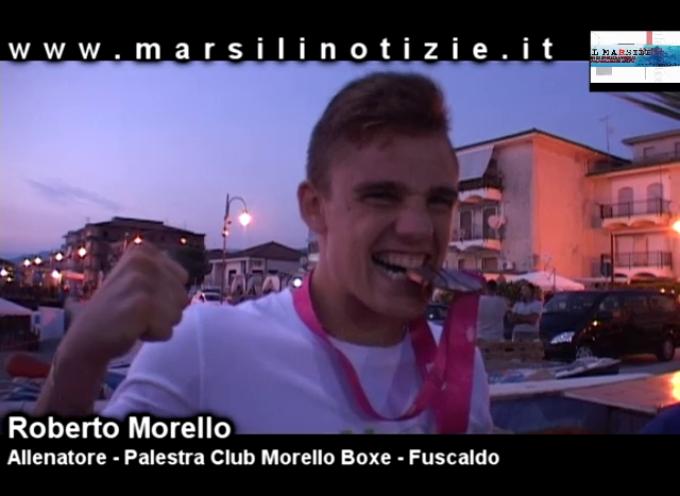 Vincenzo Lizzi è un Bronzo Olimpico. Fuscaldo fa festa [VIDEO REPORT]